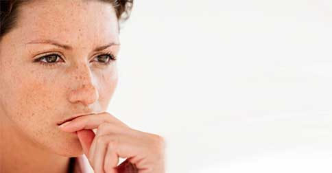 Quando estão na zona da frustração, a dor incomoda muito!