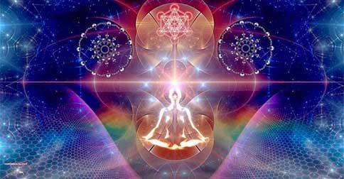 A fusão com nosso Eu multidimensional