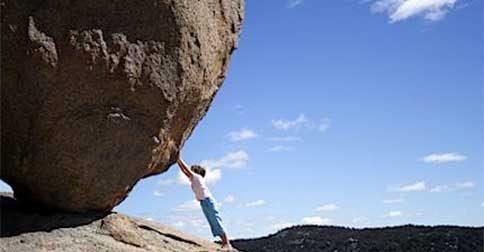 Como se move a montanha