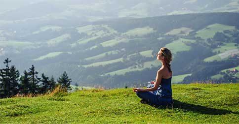 Meditação guiada - Se abrindo ao fluxo Divino