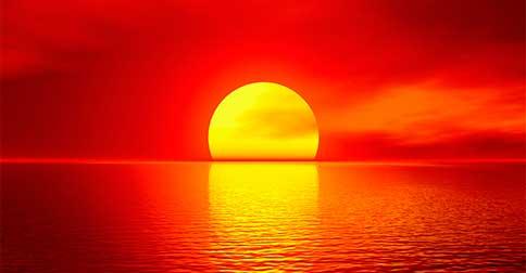 O vosso sol é como se fosse o coração da galáxia