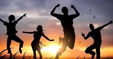 Ser feliz e caminhar para seus objetivos - Novo Portal aberto