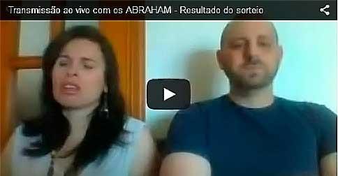 Abraham – programa gravado em 14 de junho 2015
