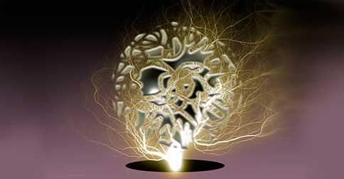 As formas-pensamento são o alfabeto para a Linguagem da Luz