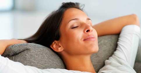 Há incontáveis modos de vocês experimentarem conforto!