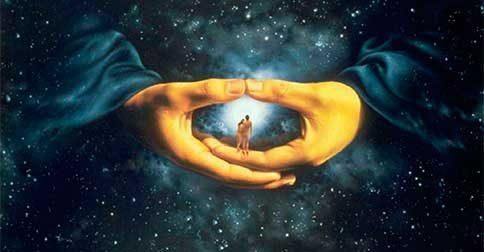 A ajuda que o Universo pode dar a vocês