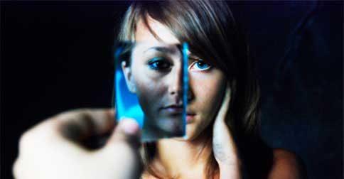 A mente está condicionada a enxergar tudo a partir do véu da dualidade