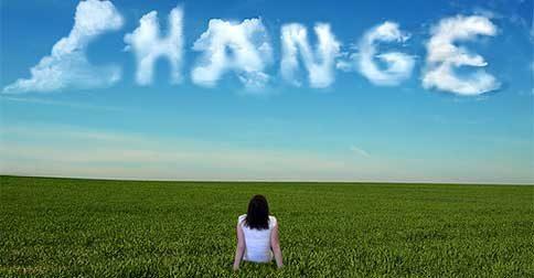 A mudança externa somente pode se dar pela mudança interna