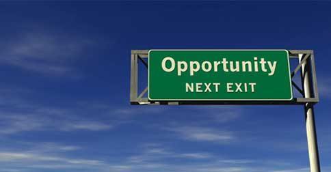 Há um grande potencial para novas oportunidades