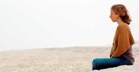 Meditação para lidar com a adversidade