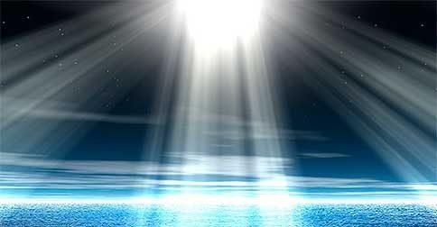 Muita Luz se aproxima de todos vós nos próximos dias de vosso calendário
