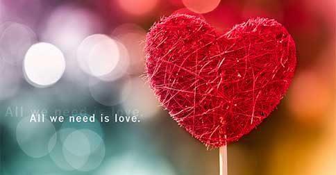 O Amor é Quem eu sou