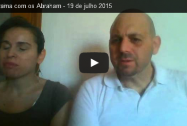 Abraham – programa gravado dia 19 de julho 2015