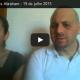 Abraham -Programa gravado dia 19 de julho 2015
