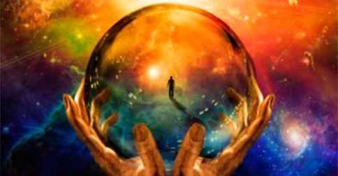 Vocês são Deuses criando a própria realidade