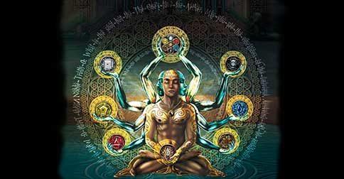 A Geometria Sagrada, a Flor da Vida e a Linguagem da Luz