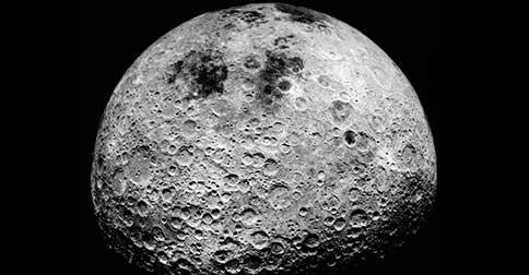 A Lua é artificial?