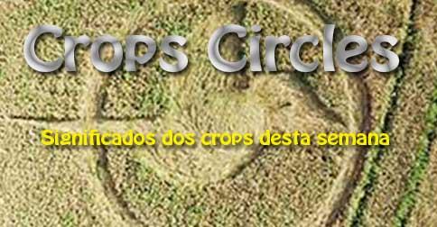 Crops circles da semana de 8 a 13 agosto 2015