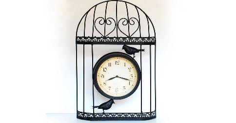 A gaiola do tempo