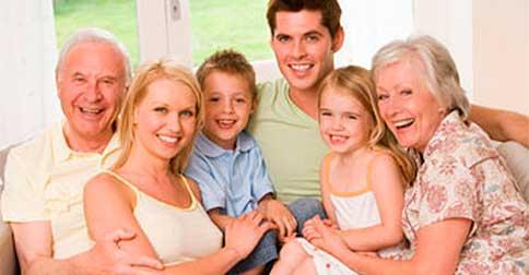 A introdução da energia do despertar na vossa malha energética familiar