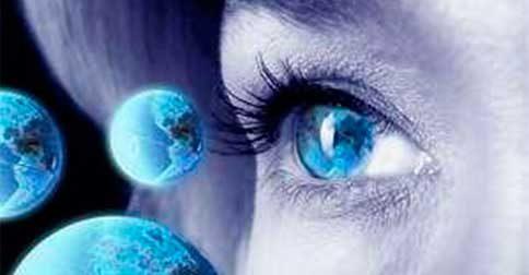 Se libertando das limitações de vossas percepções física