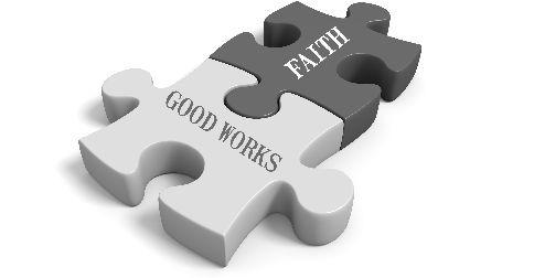 O que é mais importante, ter fé ou fazer boas obras?