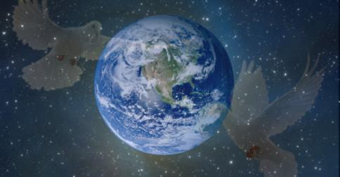 Arcanjo Miguel - a Paz reinará no Planeta Terra