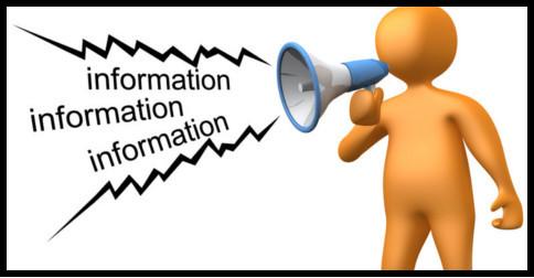 Esta semana - 9 a 11 de novembro - recebimento de um número imenso de informações para as vossas consciências
