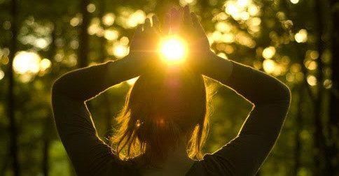 Jesus - mesmo que os vossos jornais mostrem o contrário, a Luz está avançando