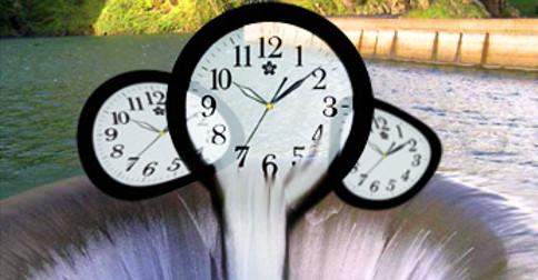 O tempo linear