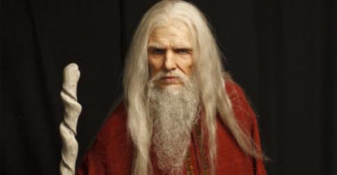Todos vocês são Merlin no coração