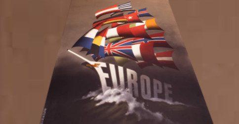 Uma nação europeia trará a chave que abrirá as portas do mundo