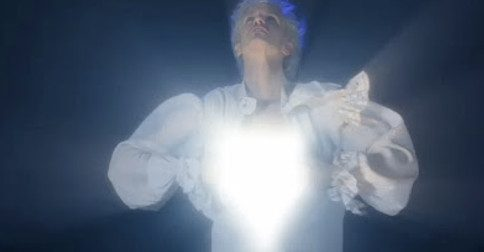 21 a 26 de dezembro - A explosão de Luz no interior do seu ser que está chegando
