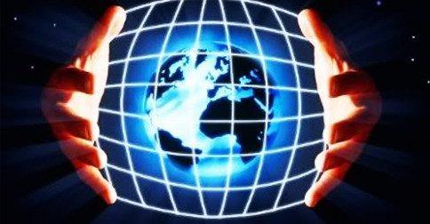 A Luz na matriz física da Terra