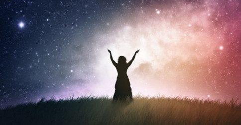 É o momento de perceber que você é aquele que tem o poder de criar