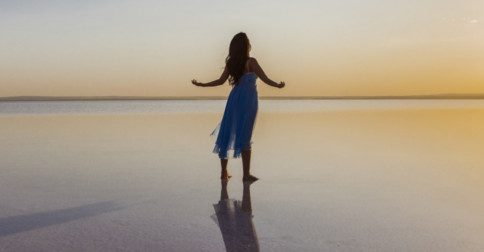 A gratidão influencia de modo positivo a vida