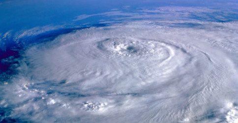 Estamos dentro do olho do furacão