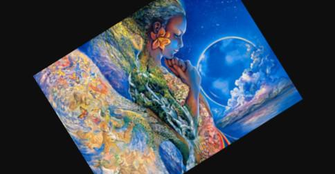 """Gaia  conta os """"porquês"""" da queda de Atlântida e descida para a 3°dimensão"""