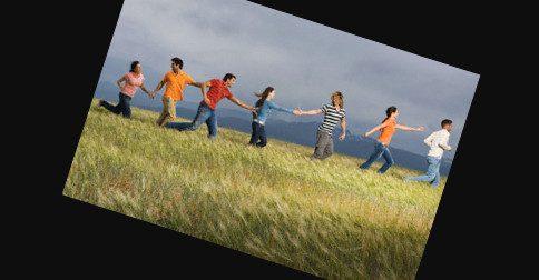 Cultive os relacionamentos que são solidários