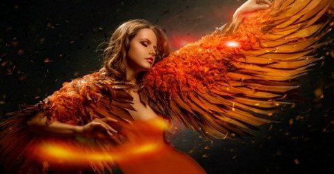 Nossas asas de Luz