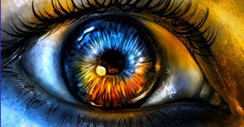 É preciso usar o olho da Alma