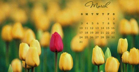Uma poderosa energia chega em Março