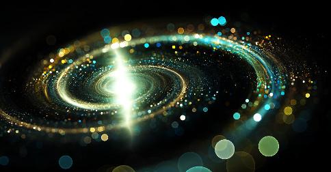 Busque o grande potencial do Universo