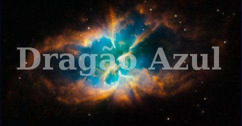 Dragão Azul - o verdadeiro significado do que chamam de caos