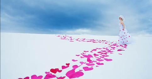 O coração jamais os deixará seguir o caminho da escuridão