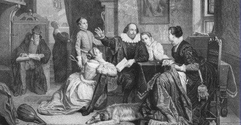 William Shakespeare - vivendo em uma montanha-russa - 5° e última parte