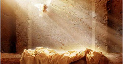 A ressurreição de Jesus - uma das maiores crenças na consciência de vocês