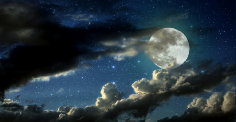 As influências desta Lua cheia de 21/22 de Abril
