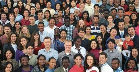 Fraternidade Branca - O Único reino que ainda está em conflito interno, é a humanidade
