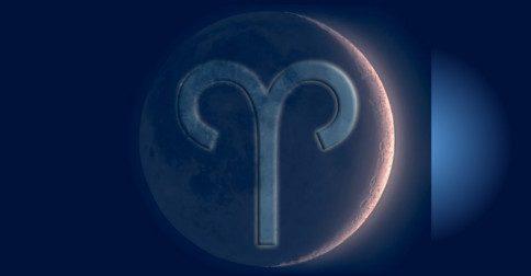 Uma Lua Nova em Áries é um momento de energia intensa